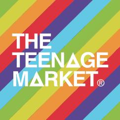 The Teenage Market logo